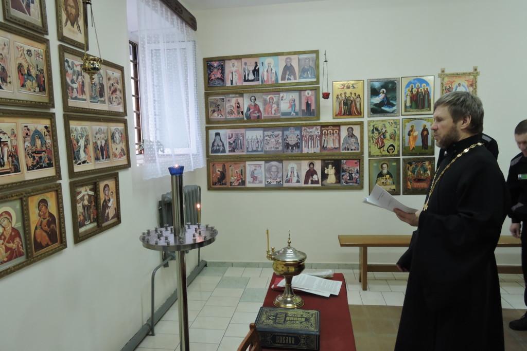 «Неделя молитвы» завершилась в УФСИН России по Удмуртской Республике