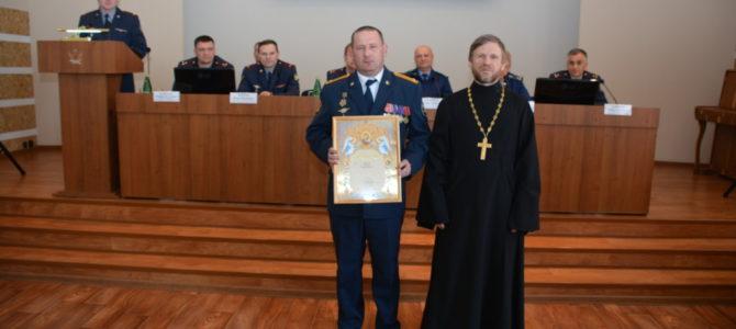 В УФСИН России по Удмуртской Республике отметили заслуги священнослужителей