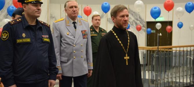 Молодые сотрудники УФСИН принесли присягу на верность Отечеству