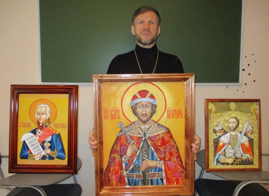 Состоялся региональный этап конкурса православной иконописи «Канон»